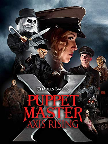 Puppet Master - Axis Rising (Puppet Master-axis)