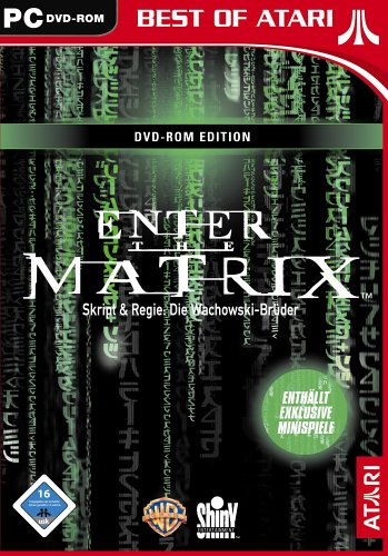 Enter the Matrix [Best of Atari]
