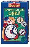 Scout Lernspiele (Spiele), Kannst Du die Uhr? (Spiel)