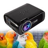 Vidéoprojecteur LED Heim Projecteur Home Cinéma Vidéo Full HD 3000lumens 1080p HDMI USB VGA