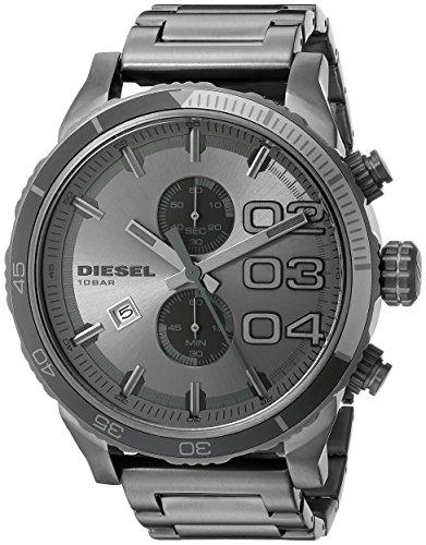 Diesel Reloj Cronógrafo para Hombre de Cuarzo con Correa en Acero Inoxidable DZ4314