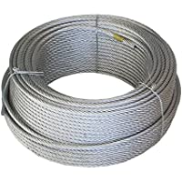 Wurko 12014008 Cable Trenzado, 6 mm