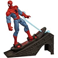 Spider-Man a1528e270 – Figura de Spider Man with Hover Board and R