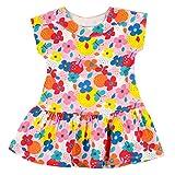 Top Top Veloces Vestido, Multicolor (Estampado