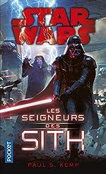 Les Seigneurs des Sith de Paul S. KEMP