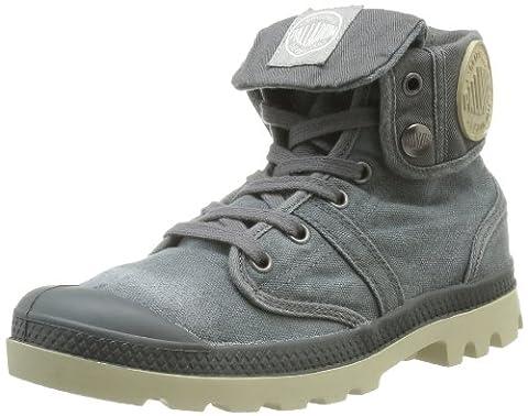 Palladium Baggy, Boots femme - Gris (Shag), 37 EU