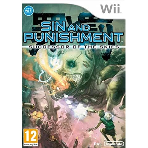 Sin and Punishment:Successor ofthe Skies [Importación italiana]