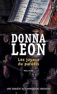 Les Joyaux du paradis par Donna Leon