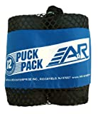 Best A&R Sports Ice Bags - A&R Sports Ice Hockey Puck (Pack of 12) Review