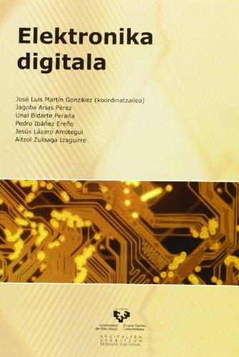 Elektronika digitala par José Luis Martín González