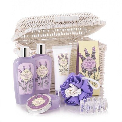 Lavender and Sage Spa Set by Zingz & Thingz