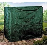 Tooltime Resistente al agua 3plazas Swing funda para hamaca de jardín con cremallera