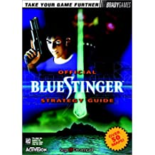 Official Blue Stinger Strategy Guide