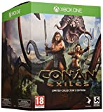 Conan Exiles Collector's Edition - Xbox One [Importación italiana]