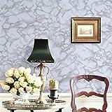 Marmor selbstklebende Tapete, abnehmbare Stein Wandaufkleber Küche Arbeitsplatte Badezimmer Wohnzimmer Tapete, 320 * 480