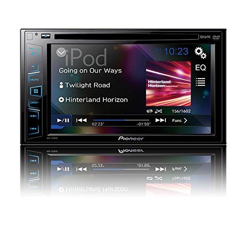 .2 Zoll-Touchscreen, CD/DVD, Tuner mit USB ()