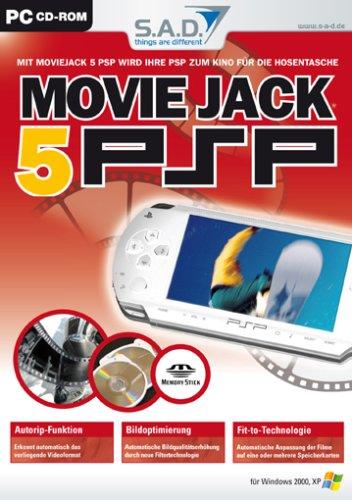 Preisvergleich Produktbild Movie Jack 5 PSP