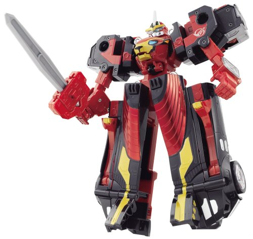 Tokumei Sentai Go-Busters Buster Machine CB-01 DX Go-Buster Ace