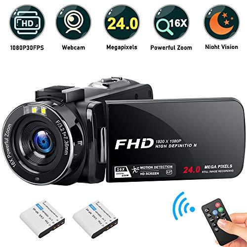 Camcorder Video Camera, iBacakys...