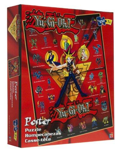 Mattel - Puzzle Poster Yu-gi-oh - Mattel