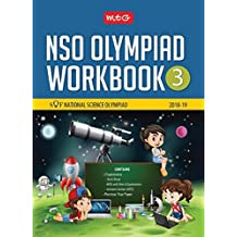 National Science Olympiad  Workbook (NSO) - Class 3