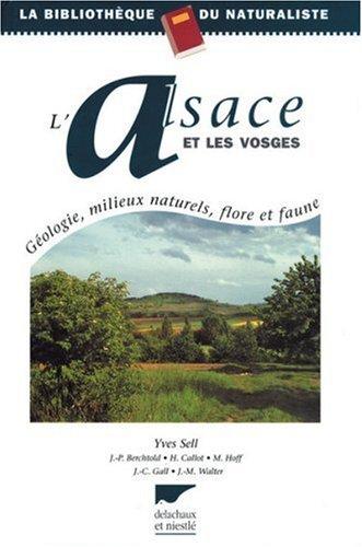 L'Alsace et les Vosges