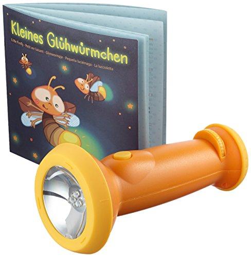 HABA Lampe de Poche-Projecteur Petit ver Luisant, 301425