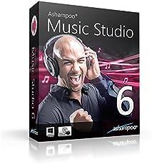 Music Studio 6 WINDOWS (Product Keycard ohne Datenträger)