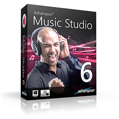 Music Studio 6 WINDOWS (Product Keycard ohne Datenträger)
