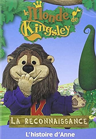 DVD le Monde de Kingsley - la Reconnaissance : l'Histoire