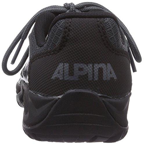 Alpina 680318, Chaussures de randonnée mixte adulte Gris - Gris