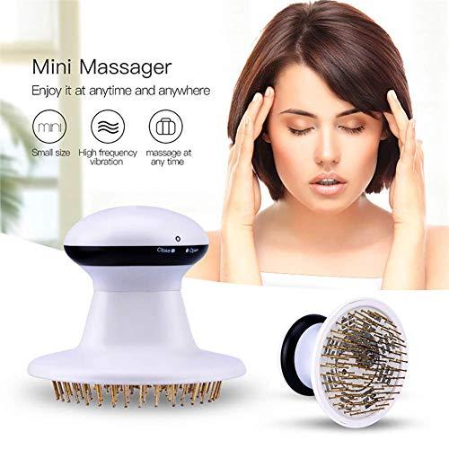 Kopfmassagegerät Elektrische Akupunktur Acht-Kiefer-Massage Stress abbauen...