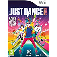 Just Dance 2018 (Nintendo Wii)