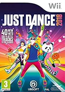 Just Dance 2018 (Nintendo Wii) (B072QXH9TQ) | Amazon Products