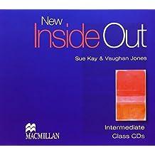 New Inside Out Intermediate: Class Audio CD