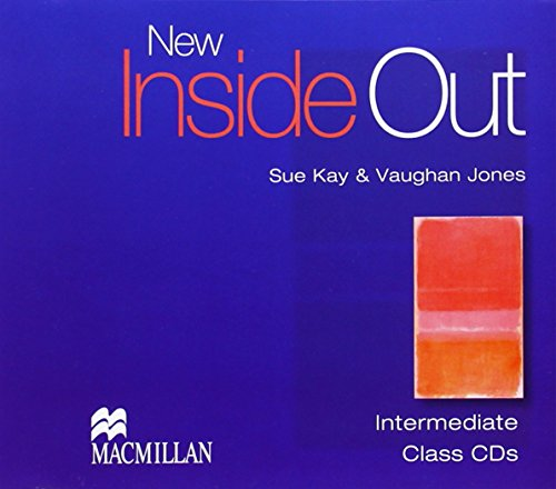 New inside out intermediate (3 cd's): Class Audio CD