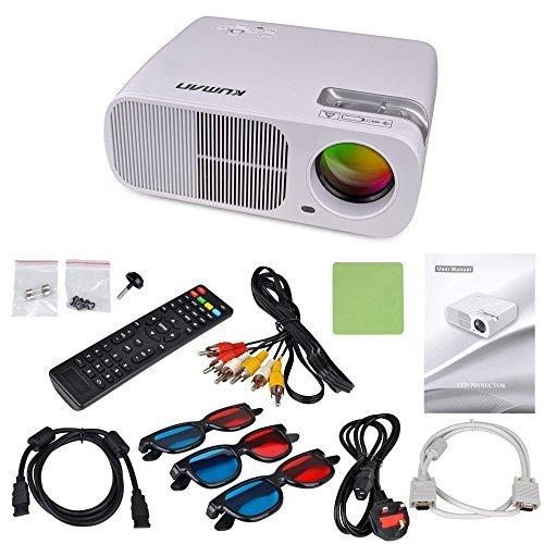 proiettore-led-full-hdkuman-h2-bianco-videoproiettore-multimediale-800x600-2600-lumens-home-cinema-t