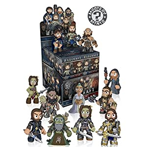 World of Warcraft Mystery Minis pantalla, juego de 12 4