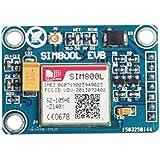 MagiDeal SIM800L GPRS GSM Module Micro SIM Core Board QUAD BAND Port TTL Für Arduino