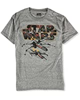 Mad Engine Mens Fighter Ships Graphic T-Shirt