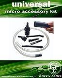 Green Label Kit Universale degli Mini Micro utensili per gli aspirapolvere (32-35 mm)