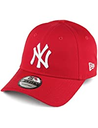 Casquette 9FORTY League Basic New York Yankees rouge NEW ERA