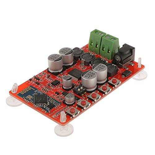 MagiDeal TDA7492P Wireless für für für Bluetooth CSR 4.0 Audio Receiver Digital Amplifier Board (Digital Receiver Wireless)