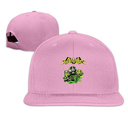 Toxic Holocaust Phil Zeller Thrash Mental Snapback Hat