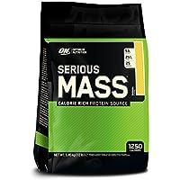 Optimum Nutrition Serious Mass Ganador, Plátano - 5443 g