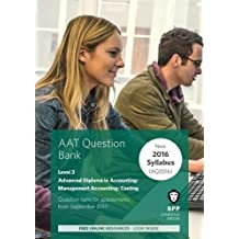 AAT Management Accounting Costing: Question Bank