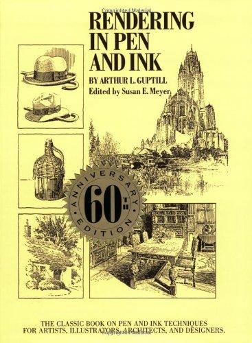 Rendering in Pen and Ink: The Classic Book On Pen and gebraucht kaufen  Wird an jeden Ort in Deutschland