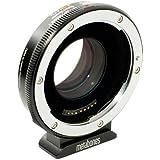 "Metabones""Canon EF"" Micro 4/3 T-Speed Booster ULTRA 0.71x Konverter schwarz/chrom"