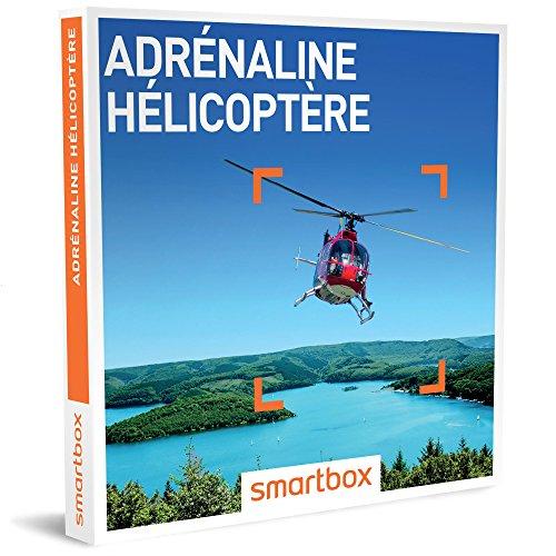 SMARTBOX - Coffret Cadeau homme femme couple - Adrénaline hélicoptère - idée...