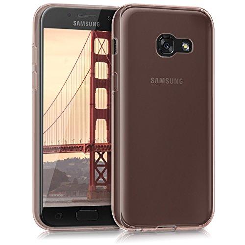kwmobile Samsung Galaxy A3 (2017) Hülle - Handyhülle für Samsung Galaxy A3 (2017) - Handy Case in Rosegold